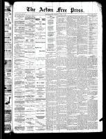 Acton Free Press (Acton, ON), April 17, 1890