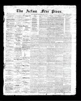 Acton Free Press (Acton, ON), July 13, 1893