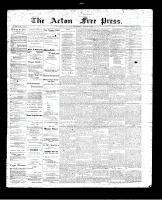 Acton Free Press (Acton, ON), August 3, 1893