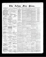 Acton Free Press (Acton, ON), August 17, 1893