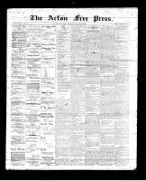Acton Free Press (Acton, ON), September 7, 1893