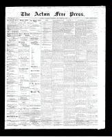 Acton Free Press (Acton, ON), December 28, 1893