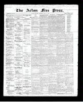 Acton Free Press (Acton, ON), June 7, 1894