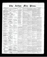 Acton Free Press (Acton, ON), June 14, 1894