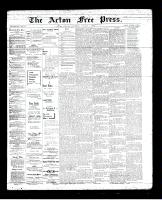 Acton Free Press (Acton, ON), January 3, 1895