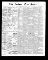 Acton Free Press (Acton, ON)8 Apr 1897