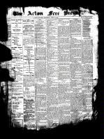 Acton Free Press (Acton, ON), July 6, 1899