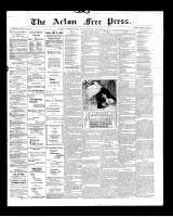Acton Free Press (Acton, ON), January 1, 1902