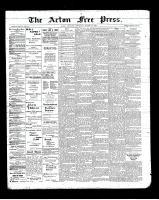 Acton Free Press (Acton, ON), March 13, 1902
