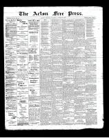 Acton Free Press (Acton, ON), March 20, 1902
