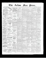 Acton Free Press (Acton, ON), April 10, 1902
