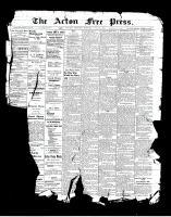 Acton Free Press (Acton, ON)26 Jun 1902