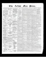 Acton Free Press (Acton, ON), October 9, 1902