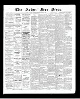 Acton Free Press (Acton, ON), June 18, 1903