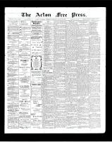 Acton Free Press (Acton, ON), August 20, 1903