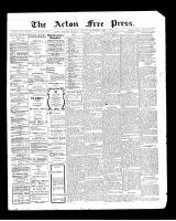 Acton Free Press (Acton, ON), September 24, 1903