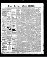 Acton Free Press (Acton, ON), June 4, 1908