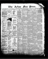 Acton Free Press (Acton, ON), June 18, 1908