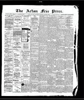 Acton Free Press (Acton, ON), August 6, 1908