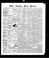 Acton Free Press (Acton, ON), July 15, 1909
