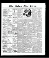 Acton Free Press (Acton, ON), September 30, 1909