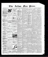 Acton Free Press (Acton, ON), March 31, 1910