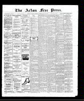 Acton Free Press (Acton, ON), May 19, 1910
