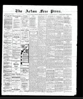 Acton Free Press (Acton, ON), May 26, 1910