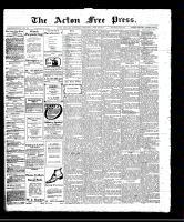 Acton Free Press (Acton, ON), April 20, 1911