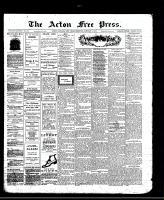 Acton Free Press (Acton, ON), January 1, 1913