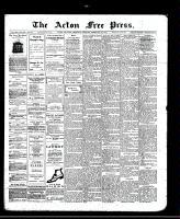 Acton Free Press (Acton, ON), February 13, 1913