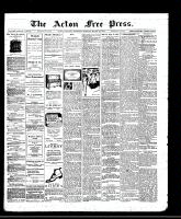 Acton Free Press (Acton, ON), March 27, 1913