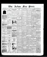 Acton Free Press (Acton, ON), September 4, 1913