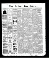 Acton Free Press (Acton, ON), September 25, 1913