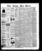 Acton Free Press (Acton, ON), October 16, 1913
