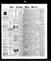 Acton Free Press (Acton, ON), November 13, 1913