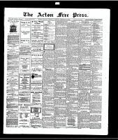 Acton Free Press (Acton, ON), February 12, 1914