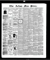 Acton Free Press (Acton, ON), April 23, 1914