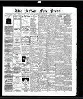 Acton Free Press (Acton, ON), May 28, 1914