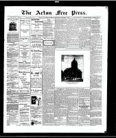 Acton Free Press (Acton, ON)15 Oct 1914