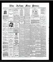 Acton Free Press (Acton, ON), July 15, 1915