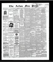 Acton Free Press (Acton, ON), July 22, 1915