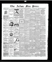 Acton Free Press (Acton, ON), October 7, 1915