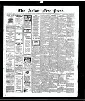Acton Free Press (Acton, ON), October 21, 1915