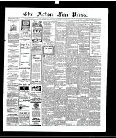 Acton Free Press (Acton, ON), November 4, 1915