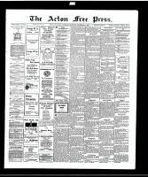 Acton Free Press (Acton, ON), December 9, 1915