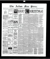 Acton Free Press (Acton, ON), December 23, 1915