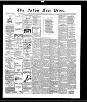 Acton Free Press (Acton, ON), January 13, 1916