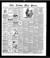 Acton Free Press (Acton, ON), February 10, 1916