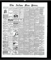 Acton Free Press (Acton, ON), February 17, 1916